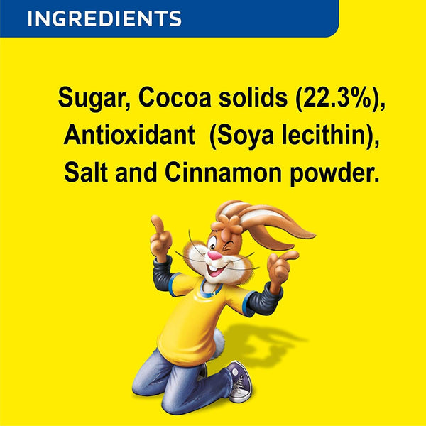 Nesquik Chocolate Drinking Powder (500 g)-Milk Drink Mix-Krave Bites-Krave Bites