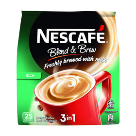 Nescafe Blend & Brew Rich Imported Instant Coffee  (500 g)