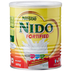 Nido Instant Full Cream Milk Powder  (400 g)