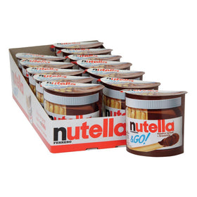 Nutella & Go! Imported (Pack Of 12)