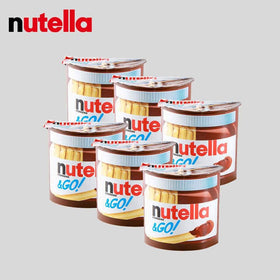 Nutella & Go Imported (Pack of 6)