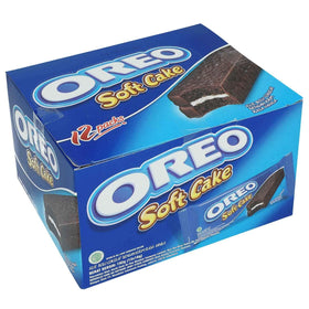 Oreo Soft Cake - Pack of 12 Piece 192g