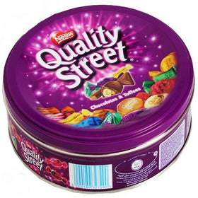 Nestle Quality Street Assorted Chocolates & Toffees  (480 g)