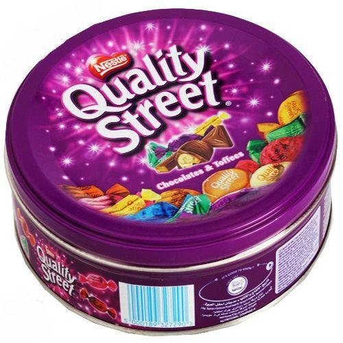 Nestle Quality Street Assorted Chocolates & Toffees (480 g)-Chocolate-Krave Bites-Krave Bites