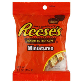 Hershey's Reese's Miniature Peanut Butter Cups, 150g