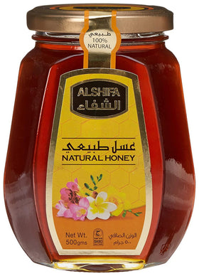 Al Shifa Natural Honey, 500g