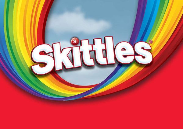 Skittles Fruit Pack of 2 x 45 g-Krave Bites