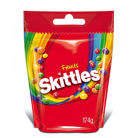 Skittles Gems Fruits Imported (174 g)