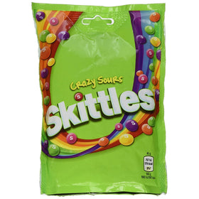Skittles Sours Crazy Imported  (174 g)