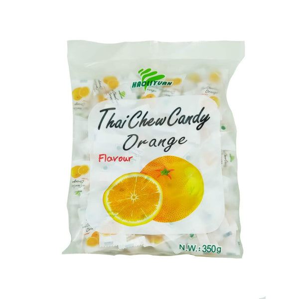 Haoliyuan Orange Candy Imported (350 g)-Candies & Gum-Krave Bites-Krave Bites