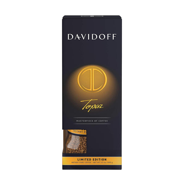 Davidoff Limited Edition - Topaz Bottle, 100 g-Krave Bites