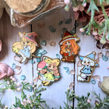 Seasonal Witch Enamel Pin Bundle - Cinnitea