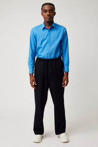 LIGHTWEIGHT SERGE DRAWSTRING TROUSER