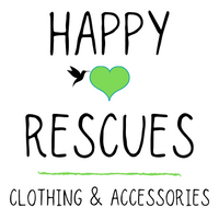 Happy Rescues T-shirts animal rescue