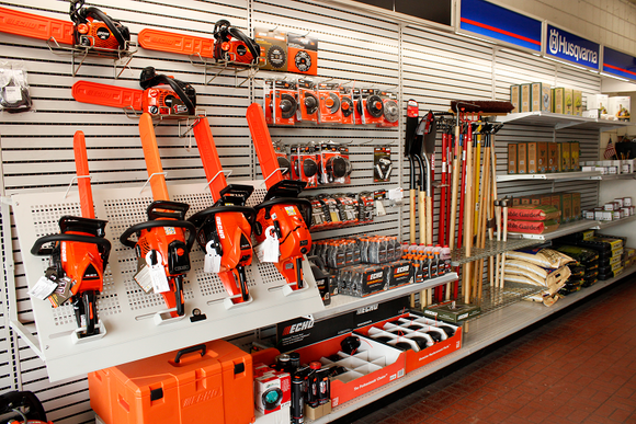 Chainsaws and Accessories