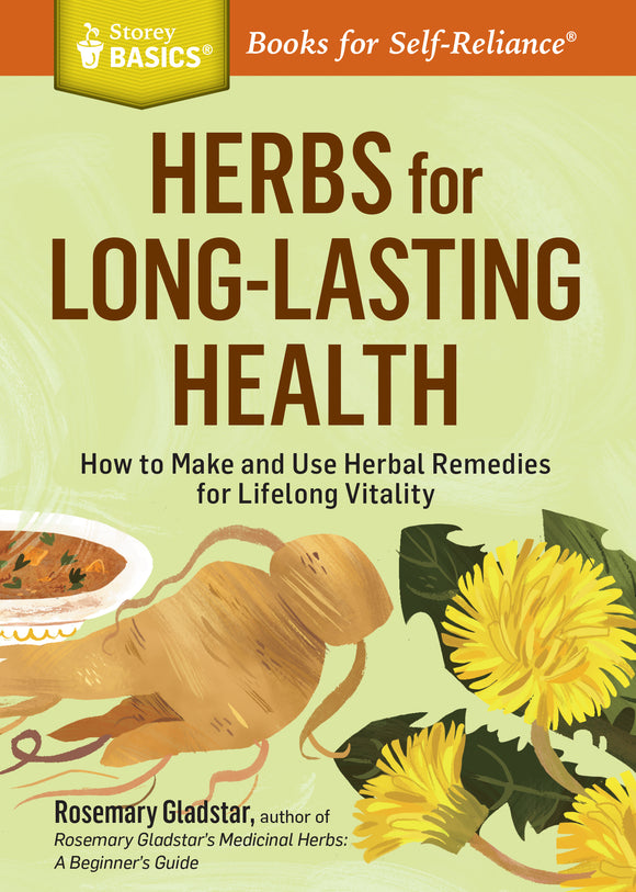 Growing Herbs for Long Lasting Health