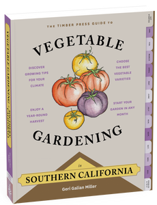 Vegetable Gardening in Southern California