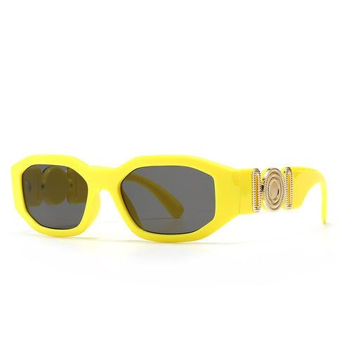 Luxury Small Frame Sunglasses For Women - Eyelaado