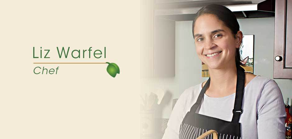 Liz Warfel, Chef at Liz's Kitchen | Portland, ME