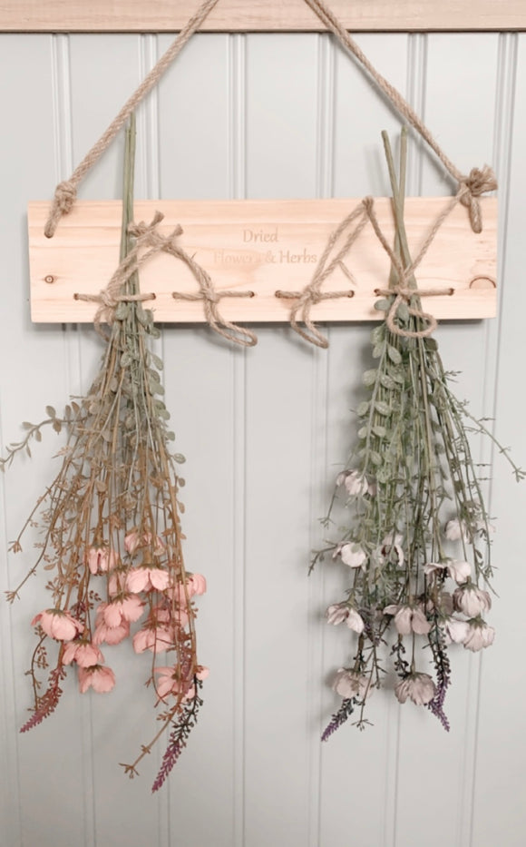 Flower & Herb Drying Rack