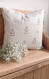 Country Duck Cushion
