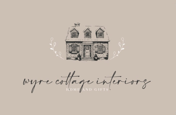 Wyre Cottage Interiors Gift Card  £10 - £100