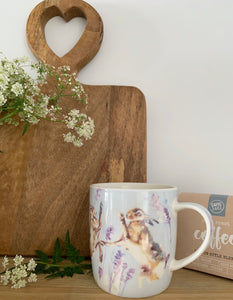 Country Life Hare Mug