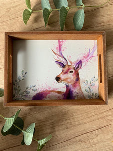 Stag Tray