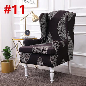 Stretch Wing Chair Slipcover Sofa Covers