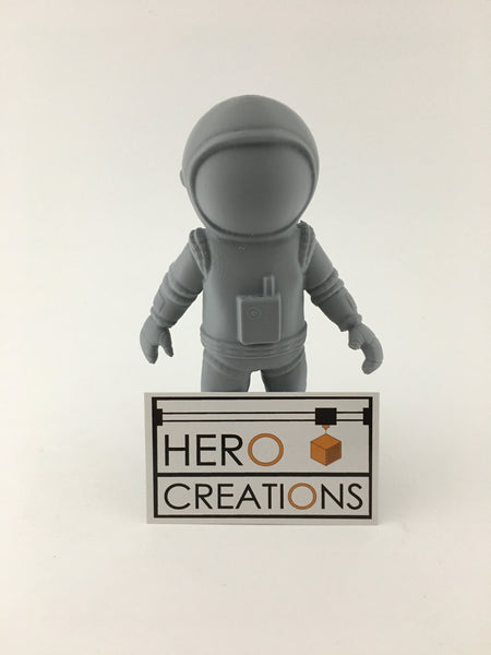 Neil The Astronaut - Gray/Unpainted