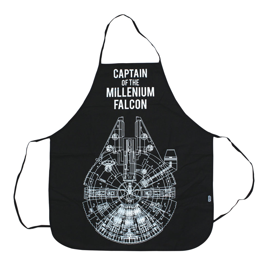 Star Wars Apron - Captain of the Millennium Falcon