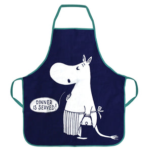 Moomin Mama Adult's Apron in a Tin