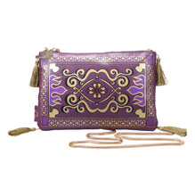 Load image into Gallery viewer, Aladdin Cross Body Bag - Magic Carpet