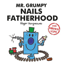 Load image into Gallery viewer, Mr. Men Little Miss Book and Mug Giftset - Mr. Grumpy