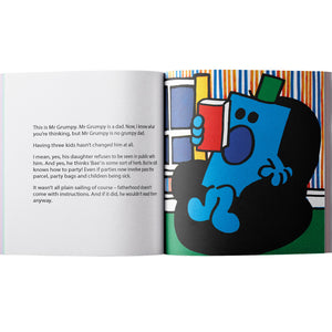 Mr. Men Little Miss Book and Mug Giftset - Mr. Grumpy