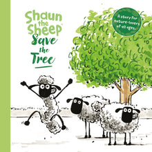 Load image into Gallery viewer, Shaun The Sheep Giftbook - Save The Tree