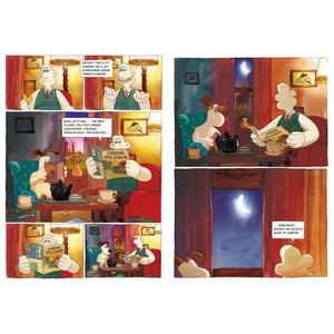 Wallace & Gromit: A Grand Day Out