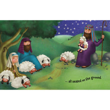 Load image into Gallery viewer, Christmas Giftbook - While Shepherd's Watched