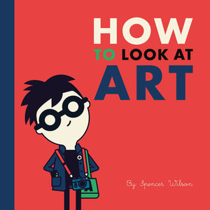 How To Look At Art Gift Book