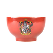 Load image into Gallery viewer, Harry Potter Bowl - Gryffindor Crest