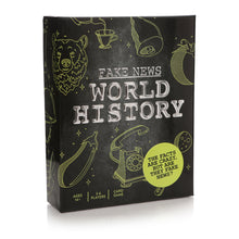 Load image into Gallery viewer, Fake News: World History Card Game