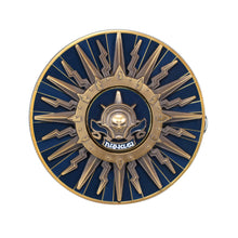 Load image into Gallery viewer, Warhammer Collectors Badge - Age of Sigmar (Stormcast Shield)