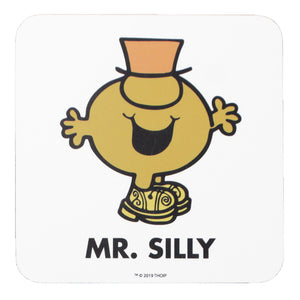 Mr. Men Coaster - Mr. Silly