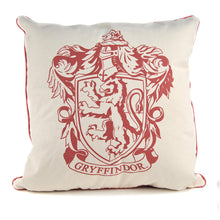 Load image into Gallery viewer, Harry Potter Filled Cushion - Gryffindor Crest