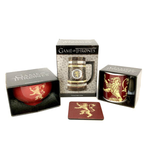 Web Exclusive Game of Thrones Bundle - Lannister