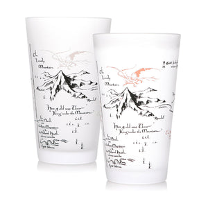 The Hobbit Cold Change Glass