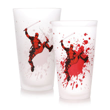 Load image into Gallery viewer, Marvel Deadpool Cold Change Glass