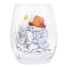 Load image into Gallery viewer, Paddington Bear Glass Tumbler