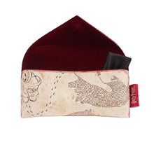 Load image into Gallery viewer, Harry Potter Glasses Case - Marauder's Map