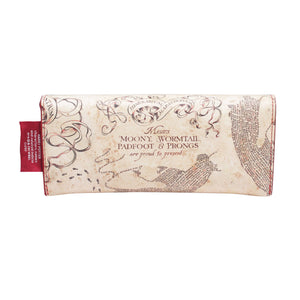 Harry Potter Glasses Case - Marauder's Map